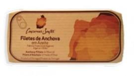 Imagens Conservas Santos Anchova Filete em Azeite 50g