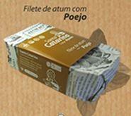 Filetes de Atum com Poejo Sta Catarina Açores 120g