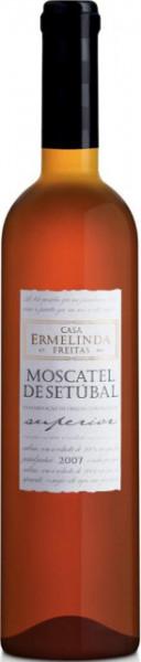 Moscatel de Setúbal 15,5-16/20 ou 89-90/100 pts 0.75l