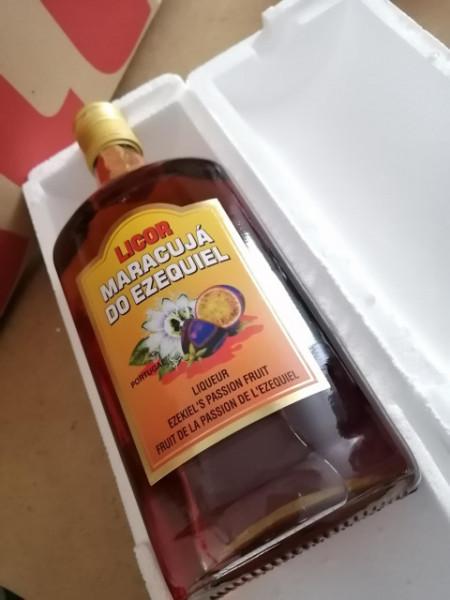 Passion Fruit Liqueur Azores 0.70l