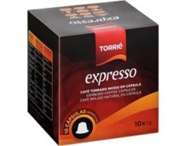 Café, Cápsulas Espresso Clássico Torrié 10 uni