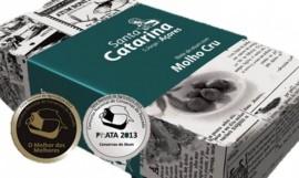 Filetes de Atum Santa Catarina Açores (conjunto 10 conservas)