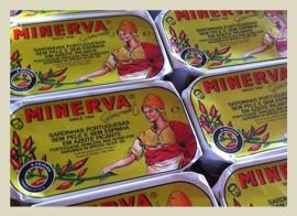 Minerva Sardinhas sem Pele sem Espinhas Azeite Picante 120g
