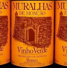 Vinho Verde 15/20 or 86-88/100pts 0.75l