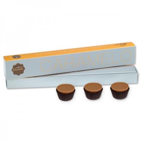 Arcádia Chocolates com Recheio sabor a CARAMELO (8 uni.)