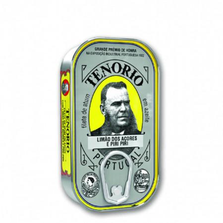 Atum Tenório em Azeite com Limão e Piri-Piri 120g