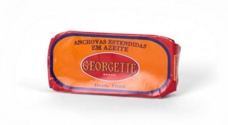 Anchova em Azeite Georgette 50g (4 conservas)