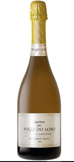 Espumante Qta Poço do Lobo Arinto & Chardonnay Bruto O,75L