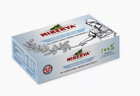 Atum em Filetes Biológico Minerva 120g