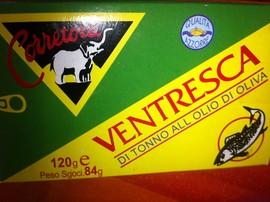 Imagens Atum Ventresca em Azeite Corretora Açores 120g