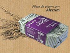 Imagens Filetes Atum com Alecrim Sta Catarina Açores 120g