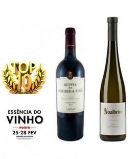 Imagens Pacote de 2 Vinhos Premiados - Essência do Vinho