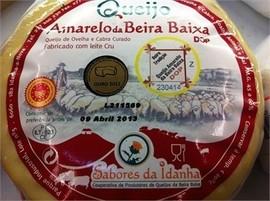 Imagens Queijo Amarelo DOP Beira Baixa +-900g