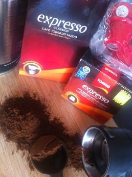 Café, Espresso Clássico, grão torrado, Torrié 250g