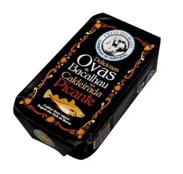 Cego de Maio Codfish Roes in Spiced Olive Oil 120g images