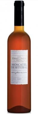 Moscatel de Setúbal Superior, Casa Ermelinda Freitas 0,50l (93,4 pontos)