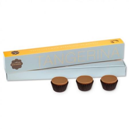 Arcádia Chocolates com sabor a TANGERINA (8 uni.)