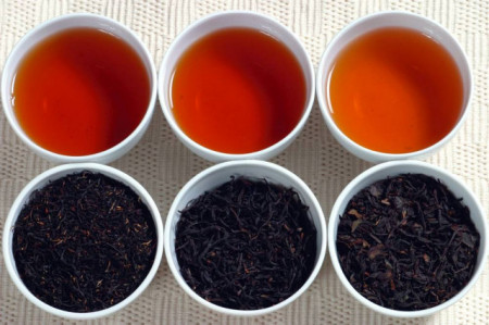 Chá Porto Formoso Biológico Broken Leaf 80g x 3 uni