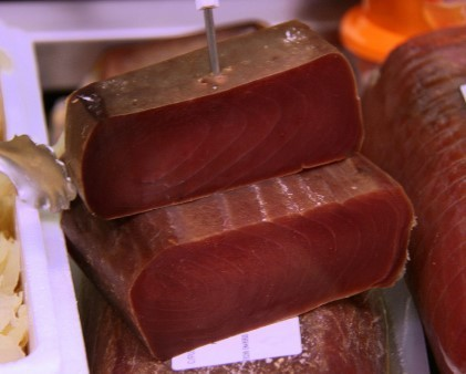 Muxama de Atum - Lombo Atum Curado +-200g