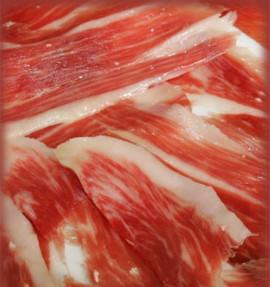 Paleta Porco Preto do Alentejo Bolota - 24 Meses DOP 4,5-5 kg