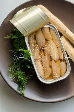 Receitas com sardinha fresca