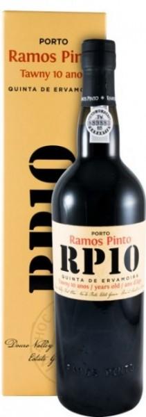 Porto Ramos Pinto Ervamoira Premiado 10 Anos 0,75l