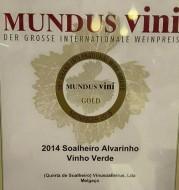 Alvarinho Vinho Verde Soalheiro 0,75l