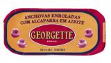 Anchova com Alcaparra em Azeite Georgette 50g (4 conservas)