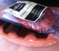 Terracota Smoked Sausage Roaster+Chouriço+Linguiça