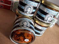 Tricana Smoked Mussels in Olive Oil 110g (5 jars)