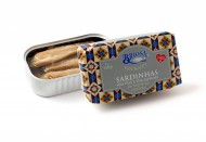 Briosa Sardines Boneless and Skinless in Olive Oil 120g