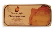 Conservas Santos Anchovy Fillet in Olive Oil 50g