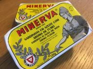 Minerva Sardinhas em Azeite Aroma a Fumo 120g