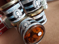 Tricana Mexilhão Fumado em Azeite 110g (5 frascos)