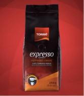 Coffee Espresso Classic roasted ground beans Torrié 250g