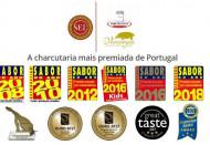 Linguiça Porco Preto Alentejo DOP/IGP (4 uni) +-200g