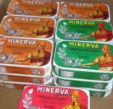 Minerva Sardinhas Pack 5