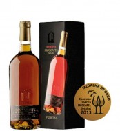 Moscatel do Douro 16,5-17/20 ou 91-93/100 pts 0.75l