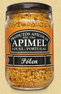 Pollen Apimel - Pack of 12 jars 240g each (10.3€/uni)
