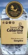 Filetes de Atum com Gengibre Sta Catarina Açores 120g