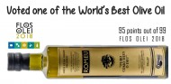 ROMEU Extra Virgin Organic Olive Oil PDO 0,5L