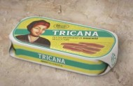 Anchovy Fillet in Olive Oil Tricana 56g (5 cans)