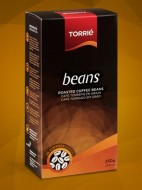 Coffee Espresso Classic, roasted beans,Torrié 250g