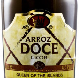 Licor de Arroz Doce Queen of the Island 0,7l