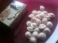 Ovos Moles de Aveiro miniaturas (3 caixas x 250g)