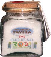 Sea Salt Flower DOP, Tavira 400g