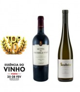 Pacote de 2 Vinhos Premiados - Essência do Vinho