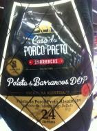 Paleta Black Iberian Pig - Ham (Presunto) from Alentejo - Bolota 24 Months PDO 4,5 a 5kg