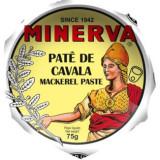 Pate de Cavala Minerva 75g