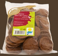 Sugarcane Honey-Syrup Biscuits from Madeira 200g (2 bags)
